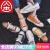 人本キャノンスウェーズ女子2020夏新型ブーツ女子学生カップルキャノンスーツ百合スナイズ靴黒