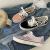 アレア低ギャンバーズ女子2020新型チェスパネル靴少女靴学生韓版百合ulzing紫38
