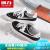 回力女靴キャノンブーツ夏板ブーツレベルアップ版-クール黒39