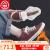 人本女性靴高幇キャノンスーツ女性2020新型綿靴韓国版加絨靴百合板靴保温二綿靴小豆色37