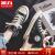 回力女鞋内高身長キャノンスーツ女高帮2020新型韓国版秋百合板ブーツカップルファッションブーツスニカージュカージュブーツ高身長モデル-ブラック35