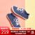 Skechers凯奇女靴アルファベット刺繡シンプバースの靴ファンに足を踏まれて2着のカールジュ31963海军ブル36.5