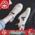 人本キャノンスウェーズ女子学生韓国版2020秋新作夏のブーツヴィンテージ港味板ブーツクラシック人字靴ベージュ38