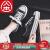 人本女性靴キャノンスーツ女性の厚底高が2020秋の新型韓国版黒内高になります。白ブーツケースケースケースケース板ブーツアップグレード版-黒36