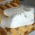 Feiyue/大ビルが男女カップルのスタイルを飛躍させたキャノンバースファッション低サポートガールズベルト白靴510白36サイズ