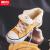 回力女靴高帮キャノンスーツ2021年新春学生百组保温二綿靴女性冬加絨カップル靴ブラック37